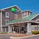 Accommodation near Devos Center for Arts and Worship - Holiday Inn Express Grand Rapids Southwest