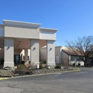 Hamilton County Fairgrounds Hotels - Days Inn Cincinnati