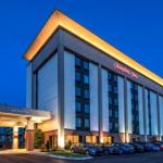 Hotels near PNC Music Pavilion - Hampton Inn Charlotte University Place