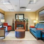 Accommodation near Rhythm and Brews Chattanooga - Comfort Inn Downtown Lookout Mountain Chattanooga
