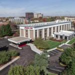 Accommodation near Power Center Ann Arbor - Hampton Inn Ann Arbor-South