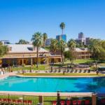 Accommodation near Tucson Arena - Hotel Tucson City Center Innsuites