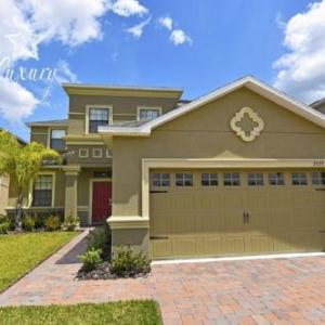 Five-Bedroom Pool Home Kissimmee in Kissimmee