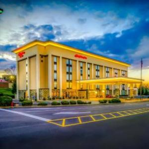 Hotels near Trinity High School Washington - Hampton Inn Washington