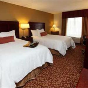Hotels near nTelos Wireless Pavilion Charlottesville - Hampton Inn & Suites Charlottesville-At The University