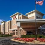 Hotels near Agricenter Show Place Arena - Hampton Inn & Suites Memphis-Wolfchase Galleria