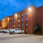 Accommodation near Richmond Raceway Complex - Best Western Executive Inn Richmond