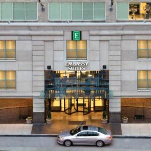 Arena Players Baltimore Hotels - Embassy Suites Downtown Baltimore