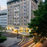 Accommodation near Richmond Raceway Complex - Commonwealth Park Suites Hotel