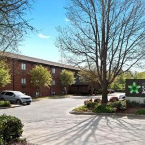 Extended Stay America-Charlotte-University Place-E Mccullough Dr