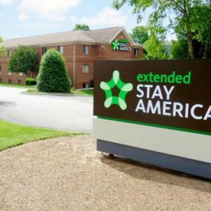 Extended Stay America - Greensboro - Wendover Ave. NC, 27407
