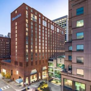 Hotels near Raleigh Convention Center - Sheraton Raleigh Hotel