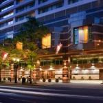 Accommodation near Time Warner Cable Arena - Charlotte Marriott City Center