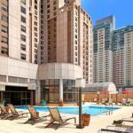 Accommodation near Jo Long Theatre - San Antonio Marriott Rivercenter