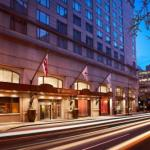 16th St and Constitution Ave NW Accommodation - Washington Marriott At Metro Center