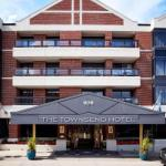 MSU Management Education Center Hotels - The Townsend Hotel