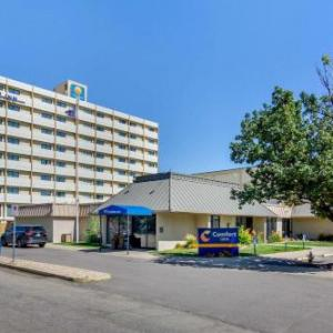 Hotels near Grizzly Rose - Comfort Inn Central
