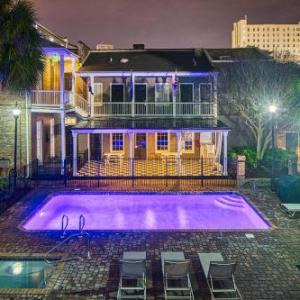 Cricket Club New Orleans Hotels - Quality Inn & Suites Maison St. Charles