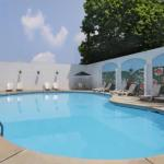 Pitt-Johnstown Sports Center Accommodation - Ramada Ligonier