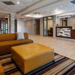 Accommodation near Neyland Stadium - Best Western Knoxville Suites