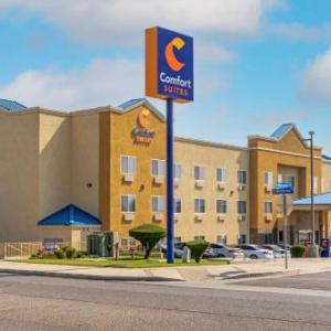 Hotels near Mountain High Resort - Comfort Suites Victorville