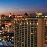 Accommodation near Pimlico Race Course - Baltimore Marriott Waterfront