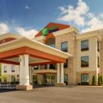 The Arena Corbin Accommodation - Holiday Inn Express Hotel & Suites Corbin