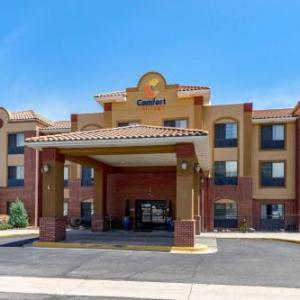 Colorado Heights Theater Hotels - Comfort Suites Southwest Lakewood