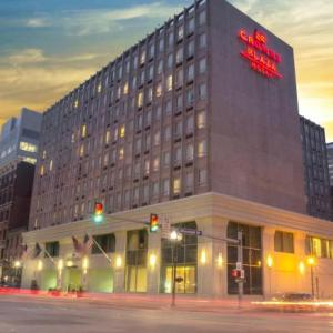 Zembo Shrine Hotels - Crowne Plaza Harrisburg