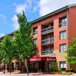 Hotels near UTC McKenzie Arena - Residence Inn By Marriott Chattanooga Downtown