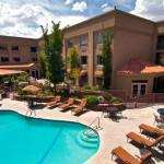 Accommodation near Fox Fine Arts Center El Paso - Radisson Hotel El Paso Airport
