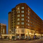 The Handy Park Pavillion Hotels - DoubleTree by Hilton Memphis Downtown