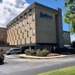 Accommodation near Parx Racing and Casino - Radisson Hotel Philadelphia Northeast