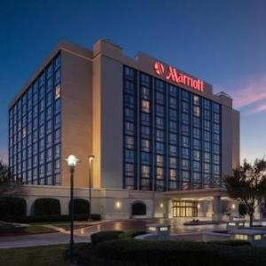 Houston Marriott South at Hobby Airport in Houston
