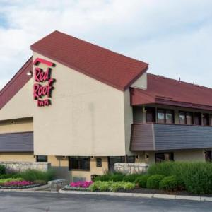 Red Roof Inn Dayton South- I-75 Miamisburg