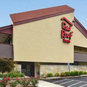 Mentor Schools Fine Arts Center Hotels - Red Roof Inn Cleveland East - Willoughby