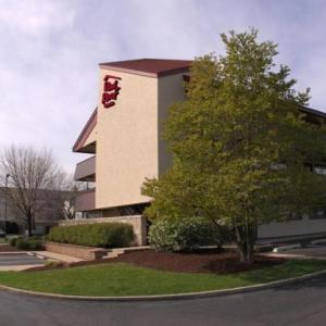 Ricketts Glen State Park Hotels - Red Roof Inn Wilkes Barre Arena