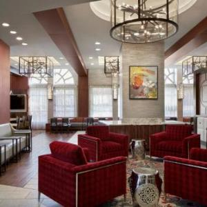 Sixth & I Historic Synagogue Hotels - Fairfield Inn & Suites By Marriott Washington Downtown