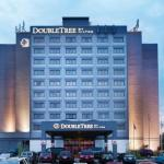Accommodation near JQH Arena - Doubletree Hotel Springfield