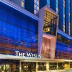 Great Lakes Science Center Accommodation - The Westin Cleveland Downtown