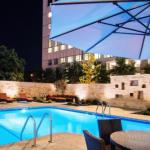 Accommodation near The Fillmore Charlotte - Charlotte Plaza Uptown Hotel