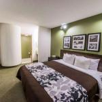 Accommodation near Catawba Valley Brewing Co. - Sleep Inn Morganton