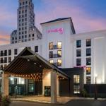 Accommodation near Tom Lee Park - Sleep Inn at Court Square Memphis