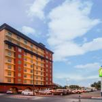 Accommodation near El Paso Convention and Performing Arts Center - Holiday Inn Express El Paso-Central