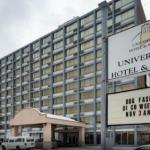 Accommodation near Cleveland Agora - University Hotel And Suites