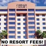 Cox Pavilion Accommodation - The Carriage House Las Vegas