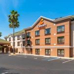 Accommodation near Florida Agricultural and Mechanical University - Comfort Suites Tallahassee