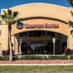 Ruth Eckerd Hall Accommodation - Comfort Suites Clearwater - Dunedin