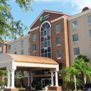Volusia County Fairgrounds Hotels - Holiday Inn Express Hotel & Suites Orange City
