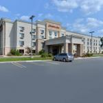 Accommodation near DTE Energy Music Theatre - Hampton Inn Detroit/Auburn Hills South